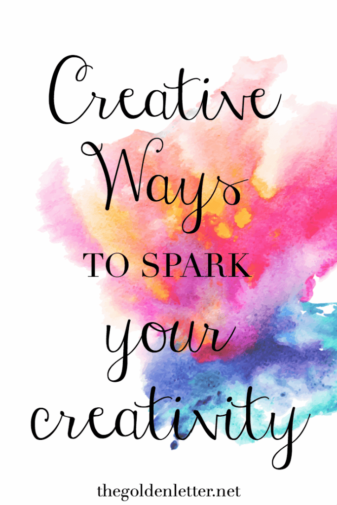 Creative Ideas to Get Your Creative Juices Flowing