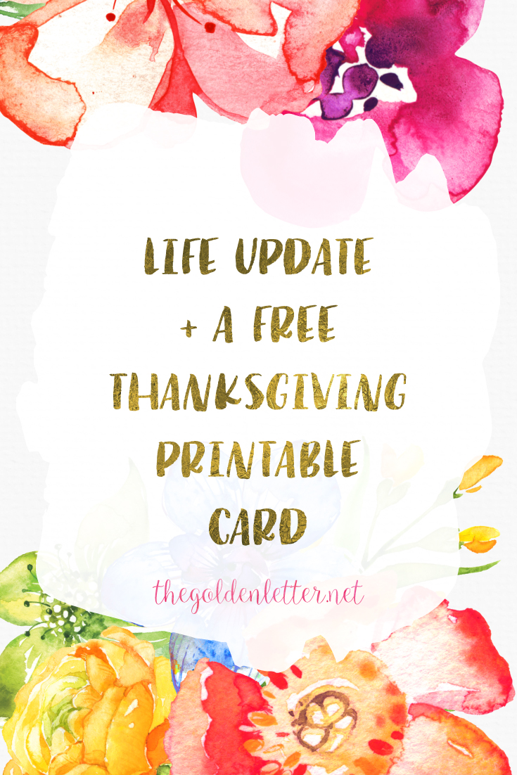 This is a picture of Bewitching Free Printable Thanksgiving Cards