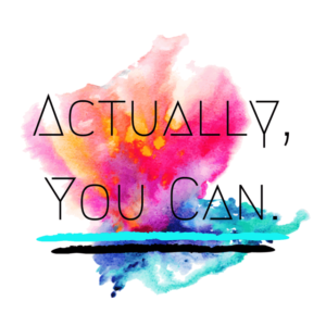Positivity. Inspiration. Motivation. You Can Do It.